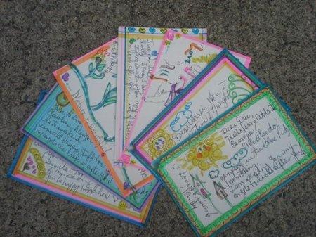 Colorful Postcards for Kids | KindSpring.org